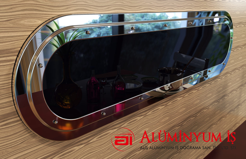 MIRROR GLASS (TINTED)